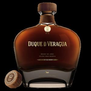 brandy Duque de Veragua Gran Reserva terraselecta