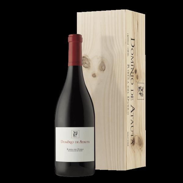vino dominio de atauta magnum estuche madera terraselecta