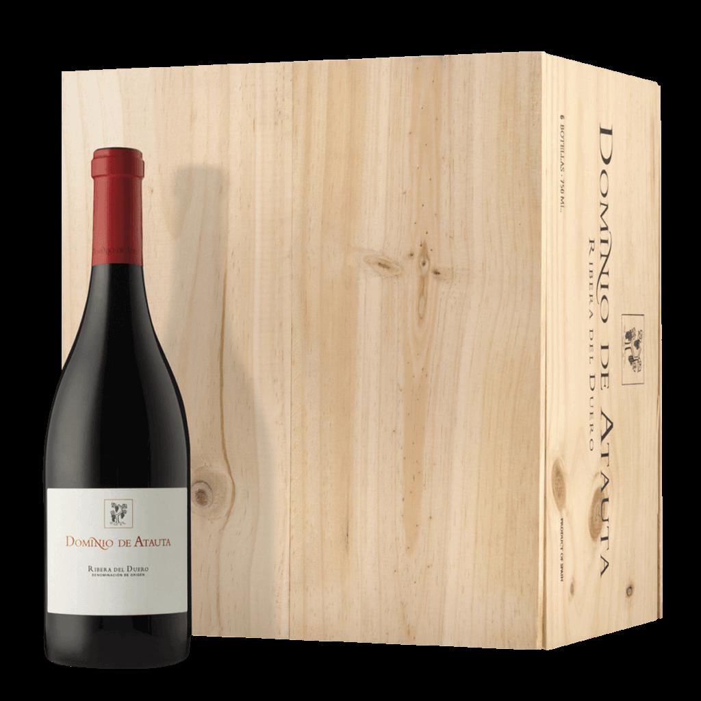vino dominio de atauta caja 6 unidades terraselecta