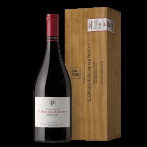 wine Llanos del Almendro terraselecta