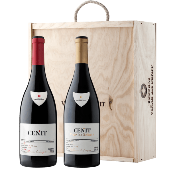 vino Estuche Viñas del Cenit terraselecta