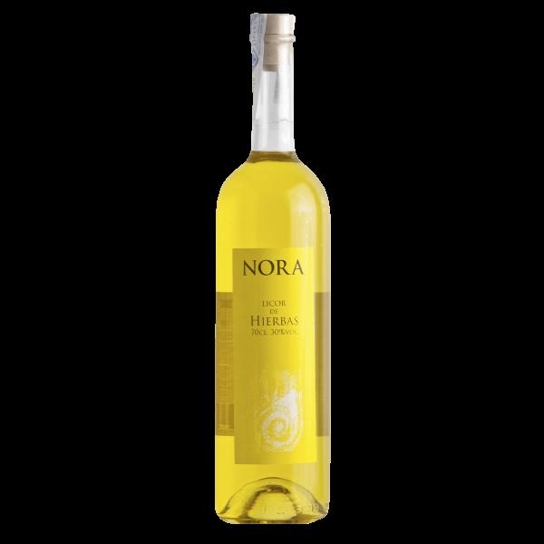 licor de hierbas viña nora terraselecta
