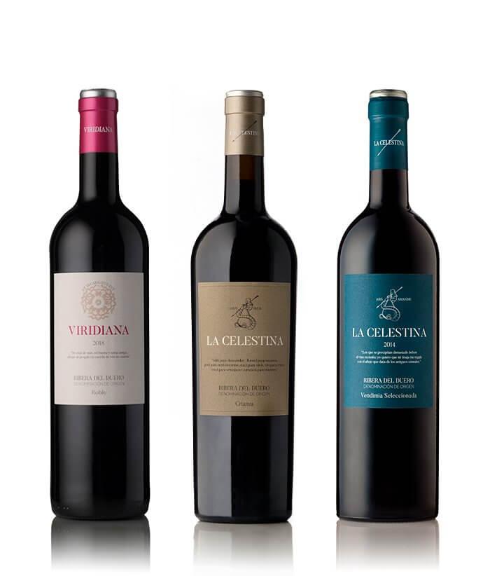 Nueva imagen del vino viridiana - Terraselecta