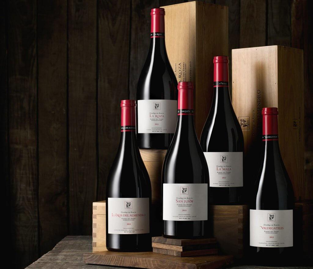 Colección de vino de Dominio de Atauta - Terraselecta