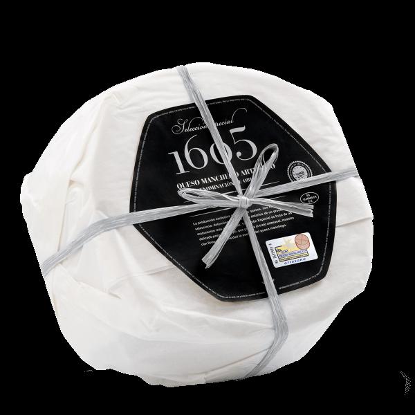 queso manchego Selección 1605 10 meses
