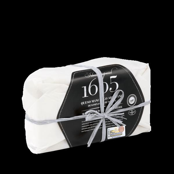 queso manchego mitad Selección 1605 10 meses