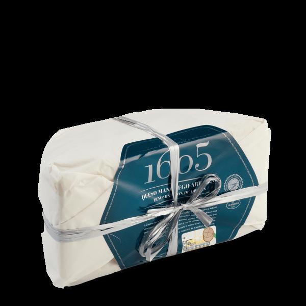queso manchego mitad Selección 1605 4 meses