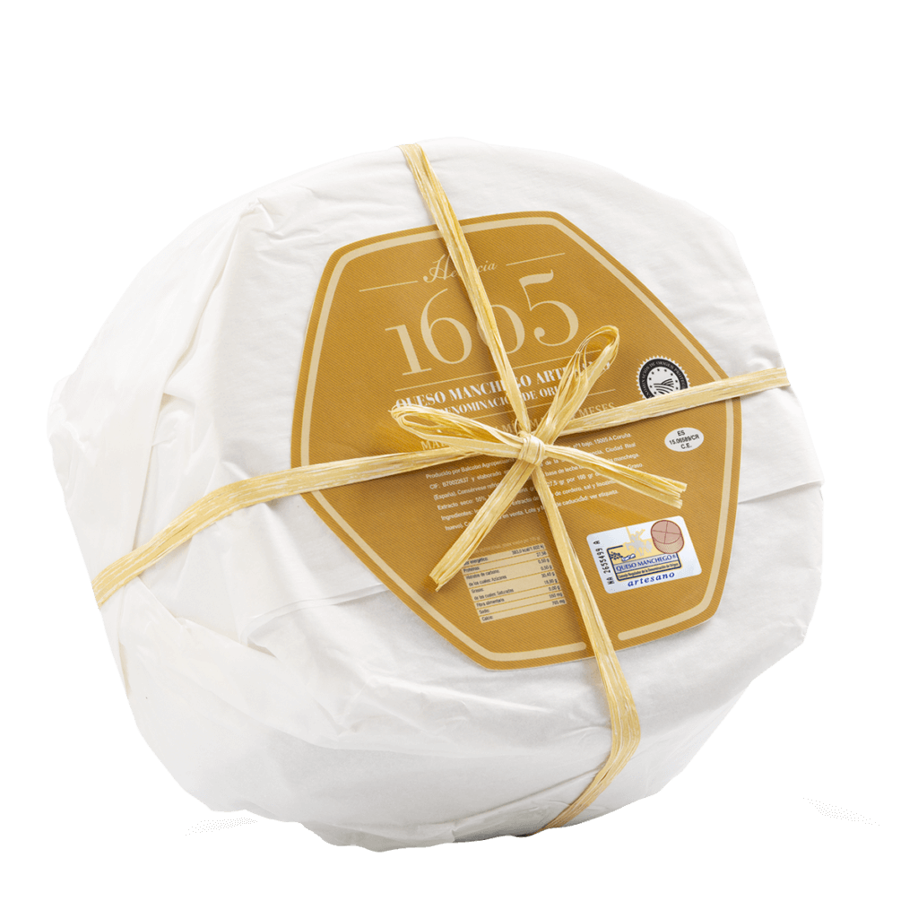 cheese manchego herencia 1605 4 meses