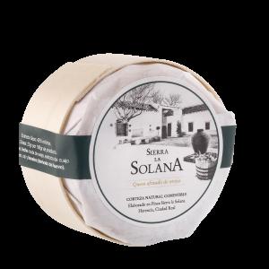 Cheese manchego Sierra La Solana