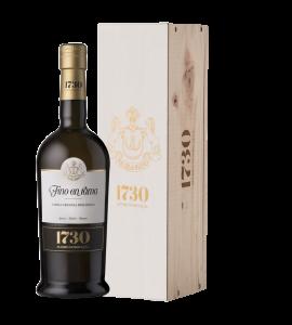 1730 Fino en Rama wooden box