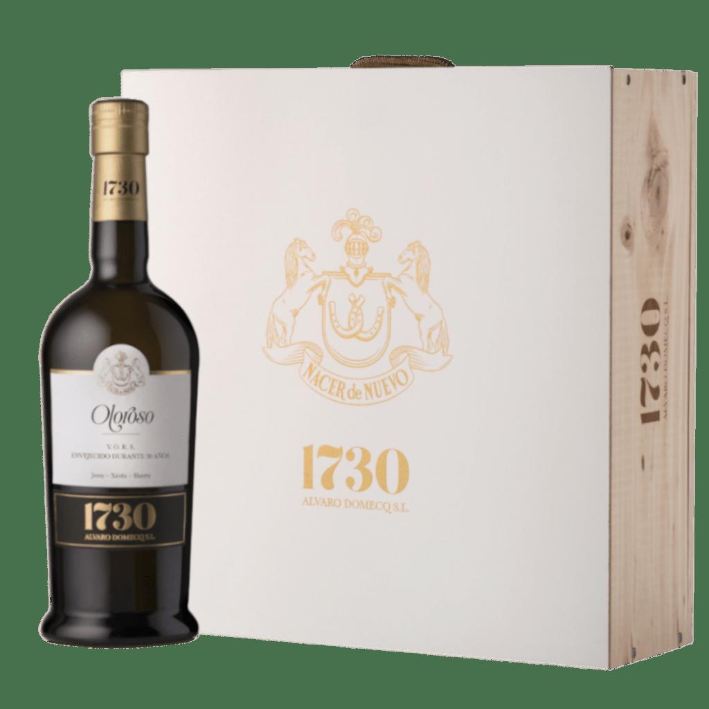 Box 3 wine Oloroso