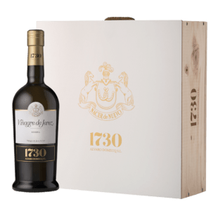 1730 Vinagre de Jerez Reserva estuche de madera (x3)